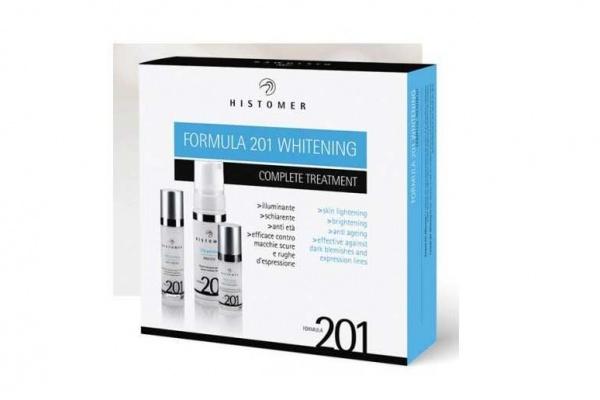 KIT WHITENING F201 (trattamento viso illuminante anti-macchia)